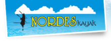 Logo for Nordes Kayak
