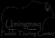 Umingmaq Paddle Touring Centre logo